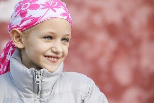 Superbohaterowie walczący z rakiem dzieciństwa