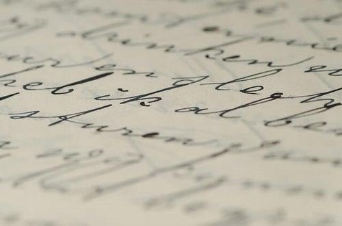 Droga nianiu - oto mój list do Ciebie