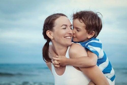 Dla matki mieć syna oznacza szczęście