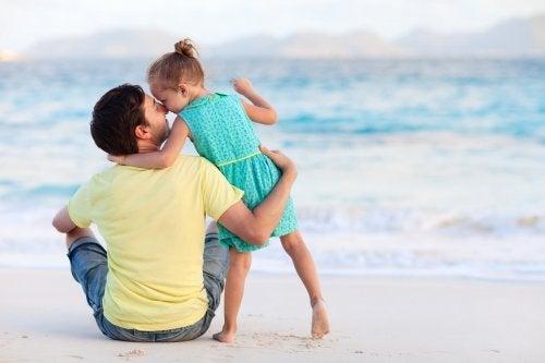 Relacja ojca z córką. Magiczna więź na całe życie