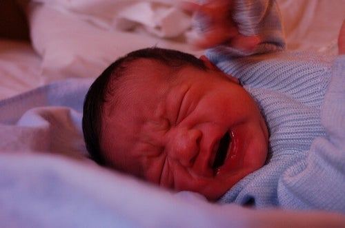 Płacz Twojego dziecka – pięć sposobów, by go ukoić