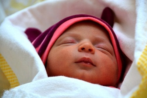 spokojny i komfortowy sen dziecka