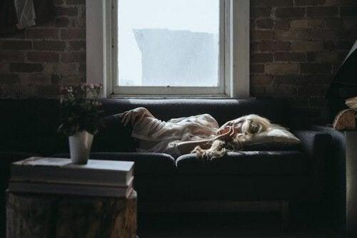 Syndrom wypalenia - problem dotyczący każdej mamy