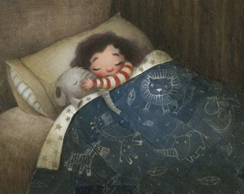 Znaczenie uspakajania, gdy dzieci budzą się w nocy
