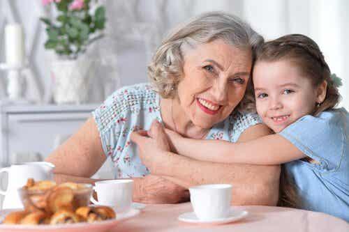 Babcia ze strony ojca – dlaczego jest tak ważna