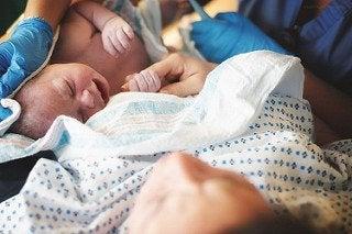 Dziecko po porodzie