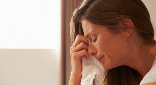 Stres, obawy i zmęczenie – nawet najlepsze mamy płaczą