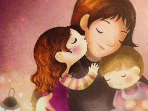 mama i dzieci - matczyna miłość