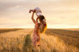 Mama z córką - zawsze będziesz moim dzieckiem