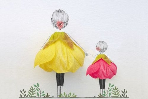 Nauczyć córkę tego, co najważniejsze – niezwykła misja