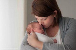 Samotność matki z dzieckiem