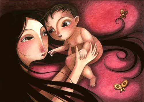 Matczyna miłość – wiem tylko, że Cię kocham
