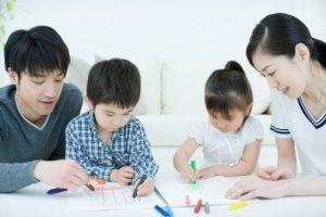 Metody wychowawcze w japońskiej rodzinie