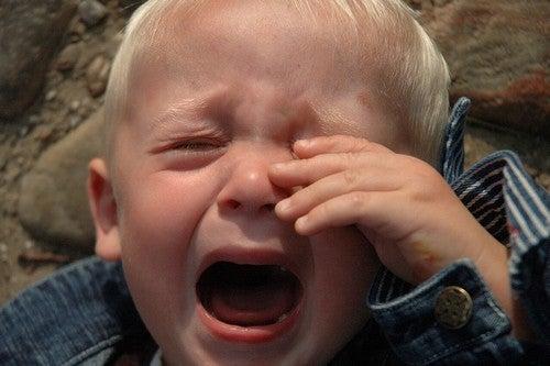 Napady złości - 5 technik na uspokojenie dziecka