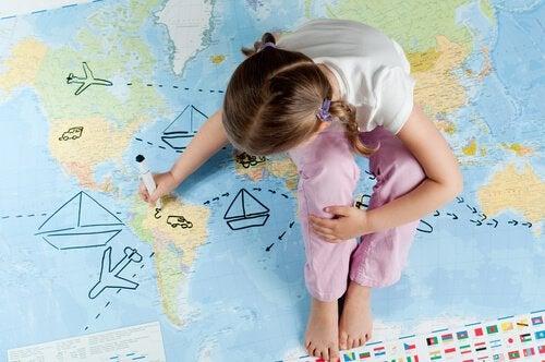 Podróże z małymi dziećmi