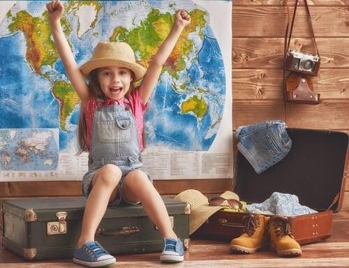 Podróże od najmłodszych lat i wynikające z nich korzyści