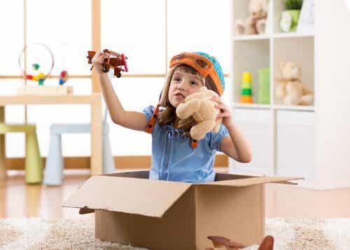 Mówienie do siebie - objaw wybitnej inteligencji dziecka?