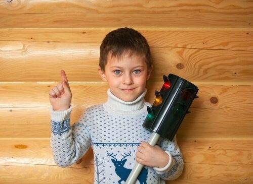 Stoplight - technika kontroli złości dla dzieci