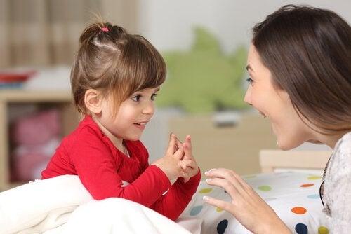 Rozwój mowy dziecka na etapie do 6 roku życia