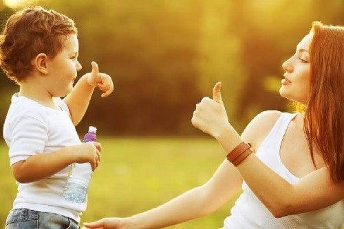 Wychowanie w miłości – 8 najlepszych zwrotów
