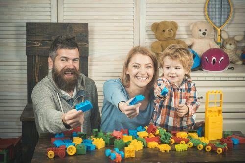Zajęcia dla 2-latków – kilka ciekawych pomysłów