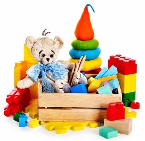 Wybór zabawek odpowiednich do wieku dziecka