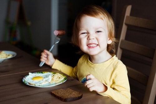 Mózg Twojego dziecka – 6 najlepszych produktów