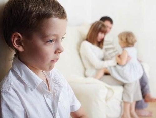 Ulubione dziecko - czy rodzice zawsze mają swojego pupila?