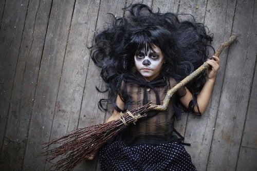 Makijaż Twojego dziecka na Halloween – kilka pomysłów