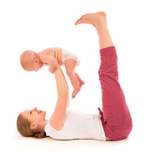 Schudnąć po ciąży – przydatne wskazówki