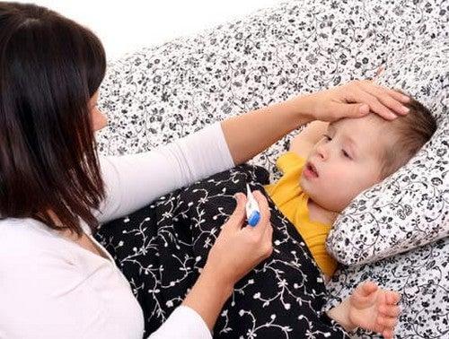 Opieka nad chorym synem warta poświęcenia ważnych rzeczy