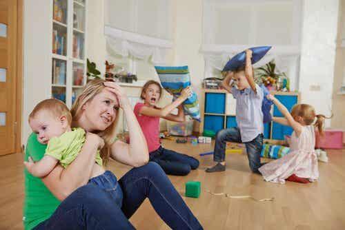 Organizacja czasu mamy - jak uniknąć nieporządku w domu