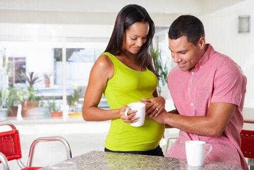 Lęk u ojca w czasie ciąży - czy to normalne?