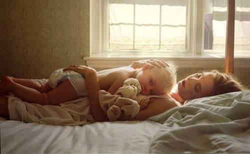 Samotność matki z dzieckiem- najwspanialsze chwile