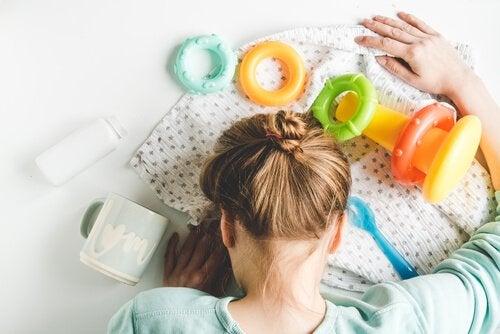 Syndrom wypalenia matki – co powinnaś o nim wiedzieć