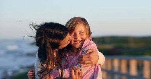Cudowna więź matki i córki