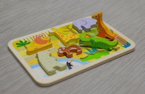 Zajęcia dla 2-latków - gra planszowa