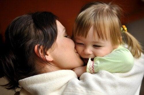 Mamitis - przywiązanie do matki