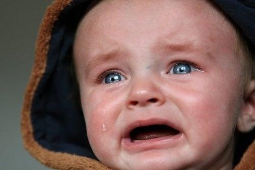 Płaczące dziecko – wskazówki, które pomogą Ci je uspokoić