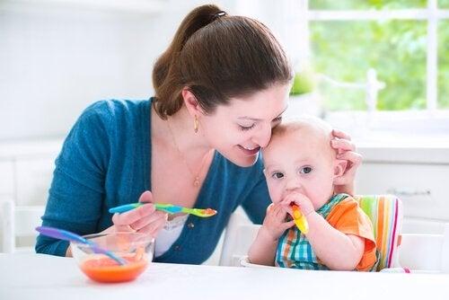 Pyszne posiłki dla dziecka od 6 do 9 miesiąca życia