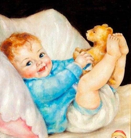 Twój uśmiech jest dla mnie wszystkim – list do dziecka