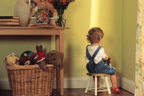 Kreatywny kącik - skuteczna alternatywa dla wysyłania dziecka do kąta