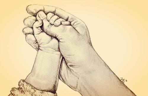 Dziecko chwyta palec - co to oznacza i jaka powinna być Twoja reakcja?