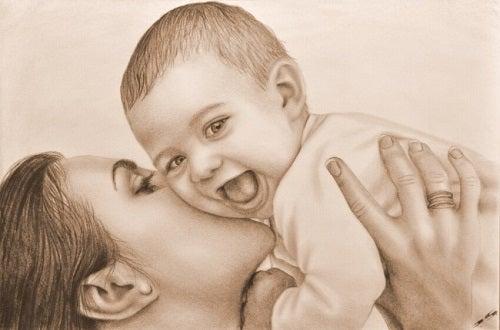 Lekcje życia, których nauczysz się kochając dziecko
