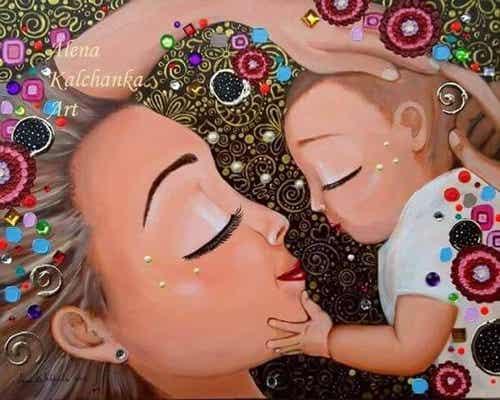 Jestem mamą, to moja wymarzona praca!