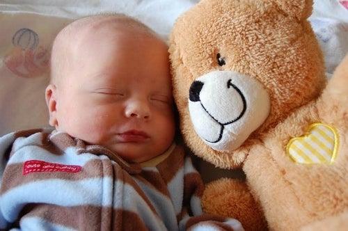 Dobór pozycji do spania dla Twojego dziecka