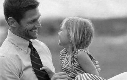 Dobra relacja ojca z córką