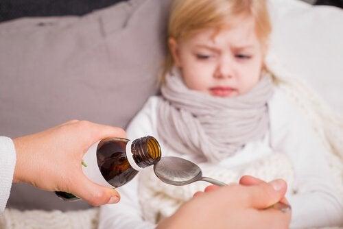 Leczenie zarażenia pasożytami u dzieci