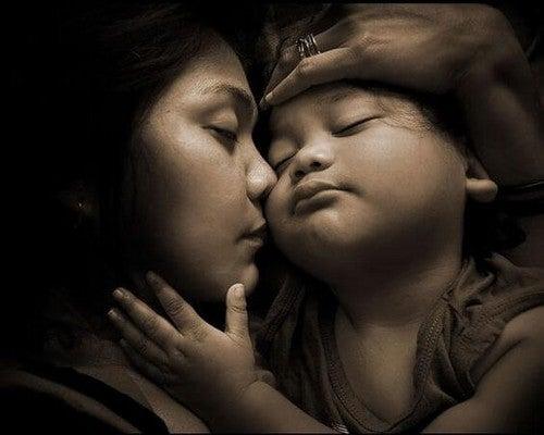 Bycie mamą jest niesamowitym prezentem od życia