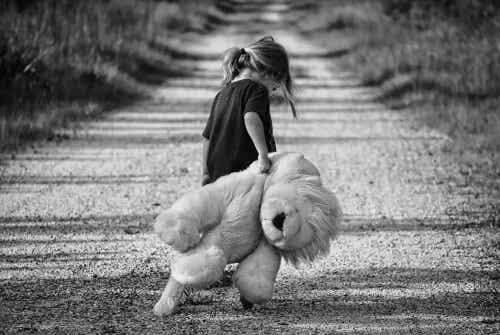 Cierpienie emocjonalne - list porzuconej dziewczynki do ojca